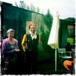 Iris Seraphin Bergner und Vahagn Vardumyan